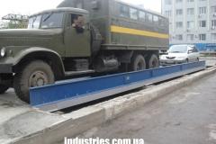 Автомобильные весы г. Харьков