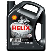 SHELL Helix Ultra Extra 5W-30 4 л