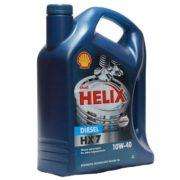 SHELL Helix Diesel HX7 10W-40 4 л