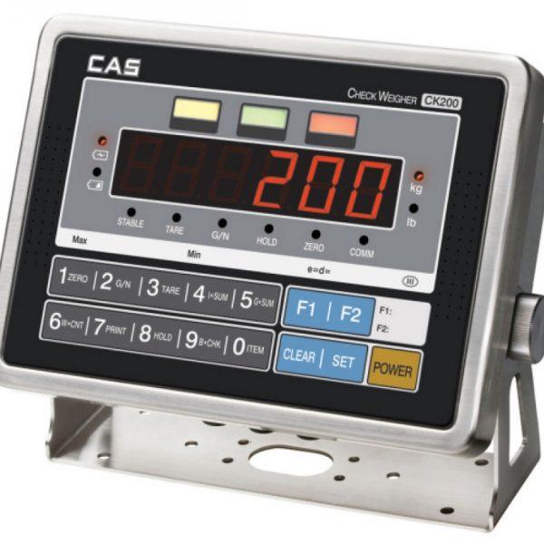 Весовой индикатор CAS CI-200S/CI-200SC