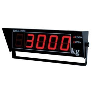 Весовой индикатор CAS CD-3000