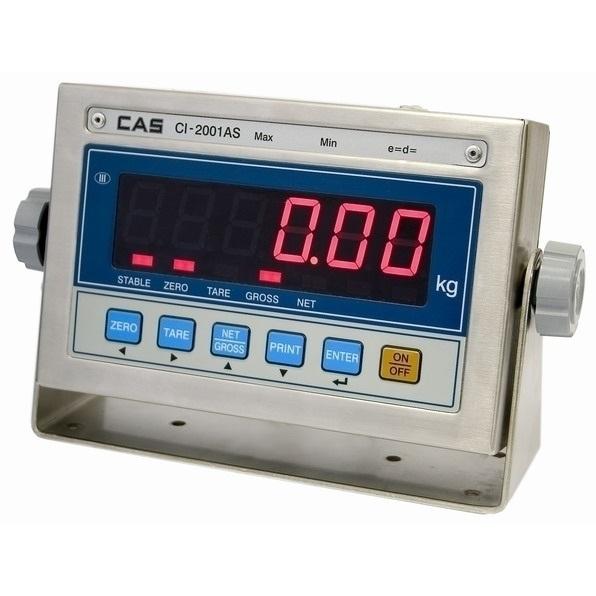 Весовой индикатор CAS CI-2001AS