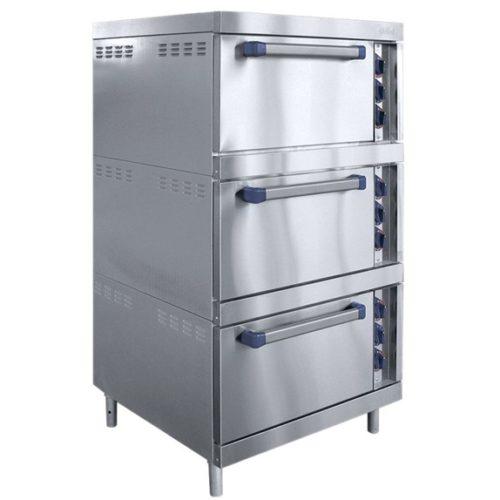 шкаф жарочный трехсекционный