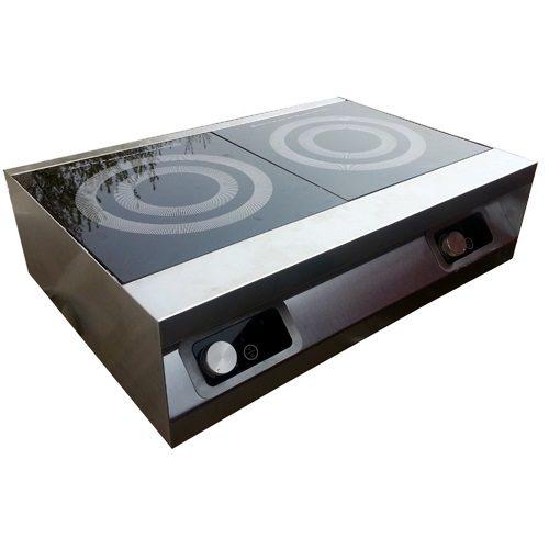 Плита индукционная 2-х конфорочная